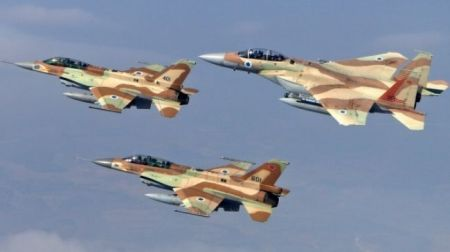 israeli jets