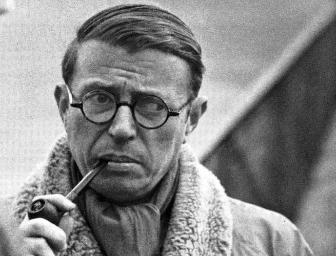 sartre existentialism Check your understanding of jean-paul sartre and existentialism with an interactive quiz and printable worksheet these practice questions will.