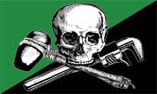 monkeywrench flag