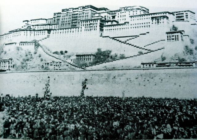 Extensive Military Repression in Tibet and Burma
