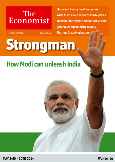 Economist luvs Modi