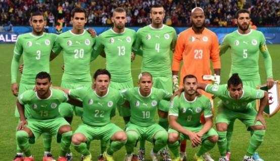 algeria 2014