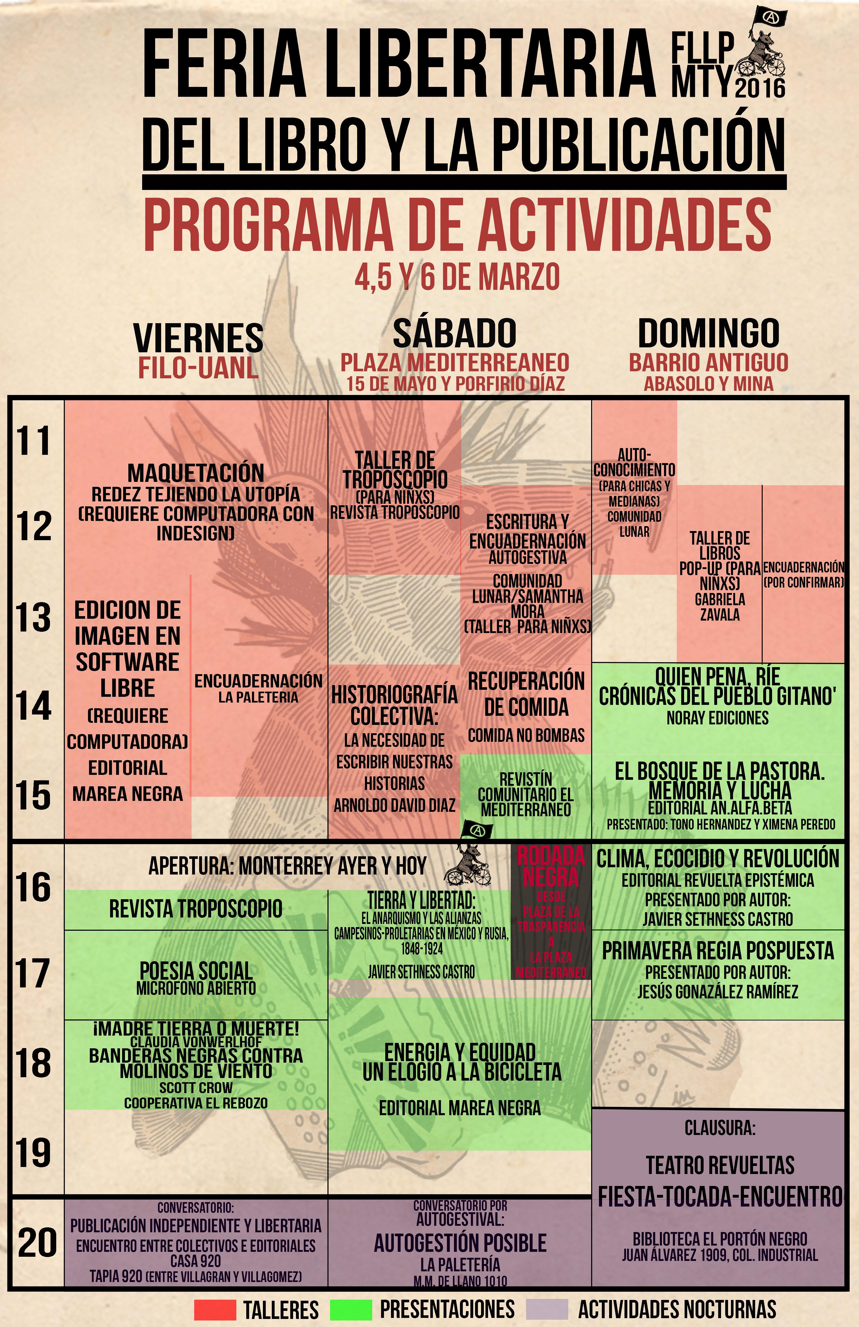 Agenda FLLP 2016