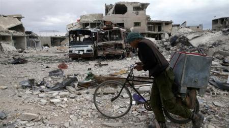 Douma Reuters