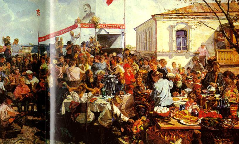 Soviet harvest